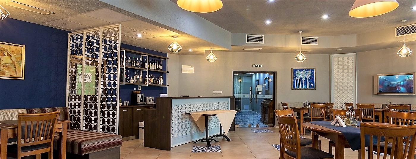 Бизнес хотел Кърджали <br><strong>Удобство и добра храна</strong>