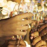 Нова година тост